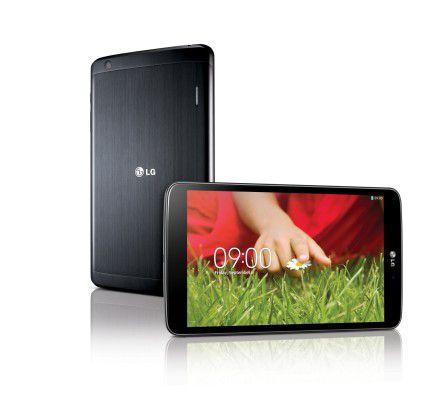 Auch das LG G Pad bekam Stock-Android-Behandlung