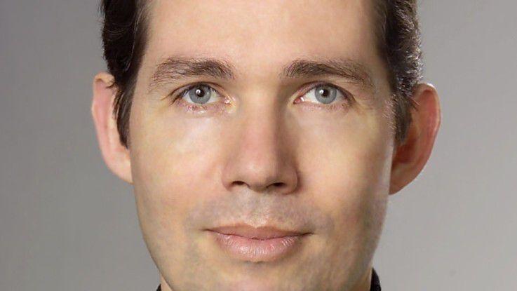 Rüdiger von Hennig ist Personalleiter des Spieleanbieters GameDuell.