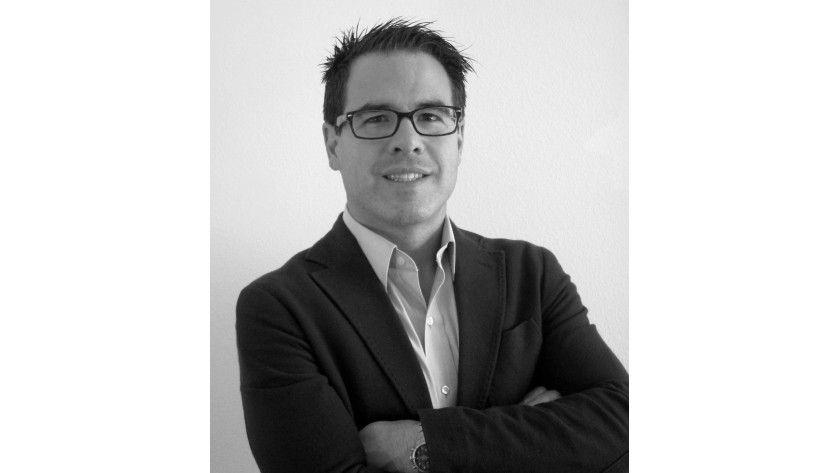 Charles Ferland, Vice President IBM System Networking Europe