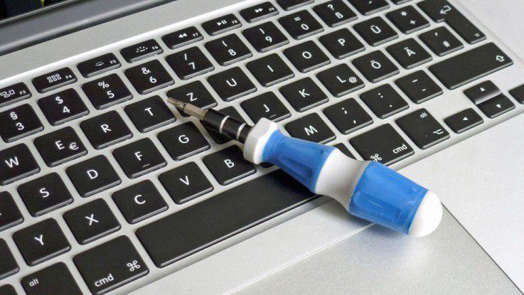 Den Mac aufräumen - So passt alles auf die SSD