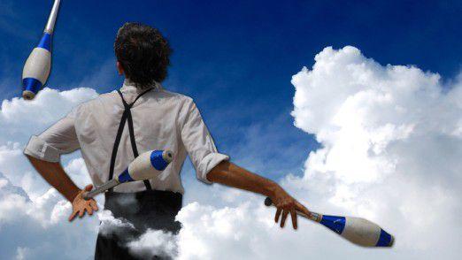 Jonglieren ohne zu patzen: So könnte man den Anspruch an den CIO-Job zusammenfassen.
