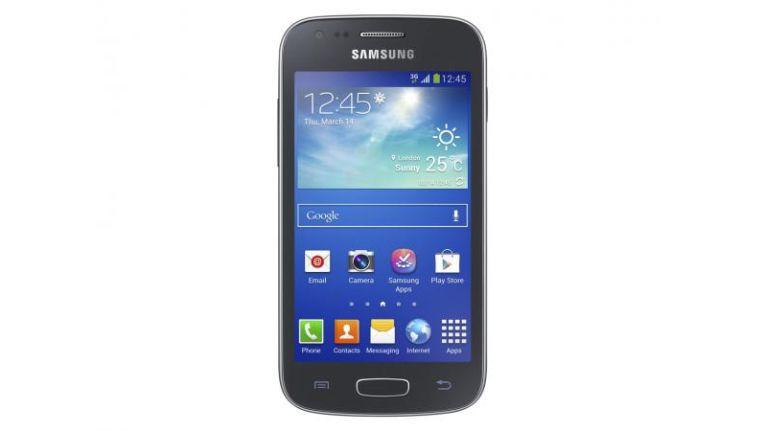 Das Samsung Galaxy Ace 3 unterstützt den schnellen LTE Cat-4-Standard.