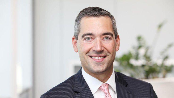"""Alexander Schalk, KfW: """"Wir erwarten, dass unsere SAP-Experten breit aufgestellt sind."""""""