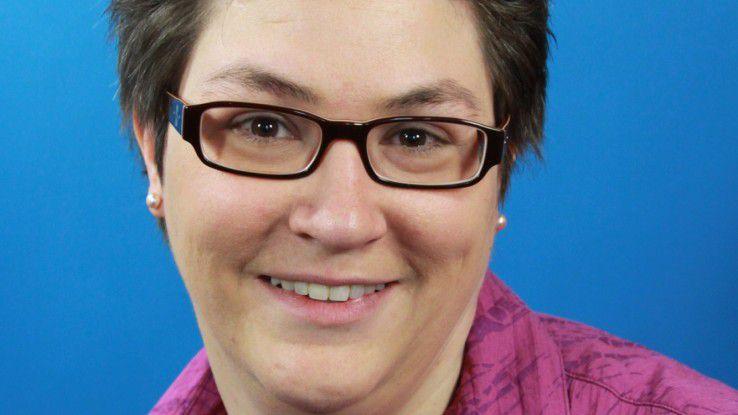 """Andrea Hartenfeller, HR-Bloggerin: """"Ich empfehle, in der Bewerbung auf die Behinderung hinzuweisen, damit der Personaler Zeit hat, sich darauf vorzubereiten."""""""