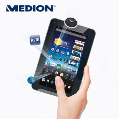 Für 100 Euro erhältlich: Das Medion Lifetab E7312