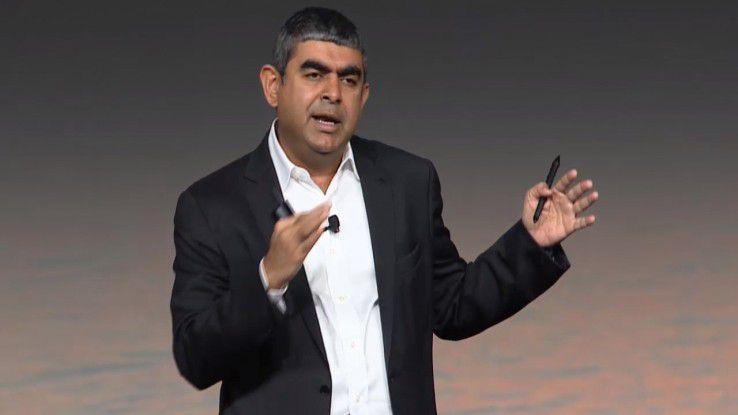 SAP-Technikvorstand Vishal Sikka eröffnet die TechEd Vegas 2013