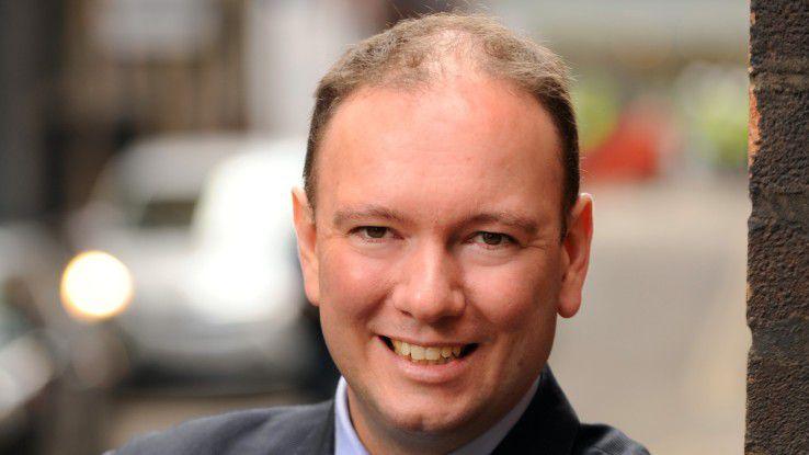Für Andrew Hindle wird die 'Identität' zum Mittelpunkt des Managements.