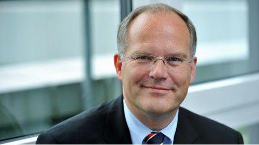 """Rainer Zinow, Senior Vice President der Cloud Unit von SAP: """"Wir können nicht gleichzeitig Funktionen und Plattform entwickeln."""""""