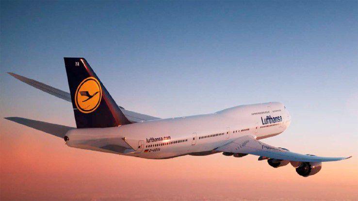 Telefonieren über den Wolken? Die Lufthansa will ihre Regeln nur eingeschränkt lockern.