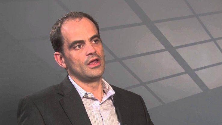 Dave Martin, CSO bei EMC
