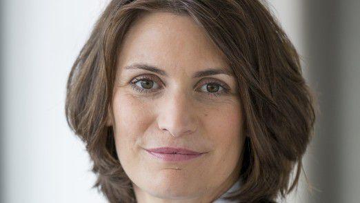Dr. Elke Frank verantwortet in der Geschäftsleitung von Microsoft Deutschland als Senior Director Human Resources das Personal-Ressort.