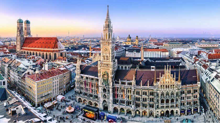 Im Münchner Rathaus denkt man über eine Rückkehr zu Microsoft nach...
