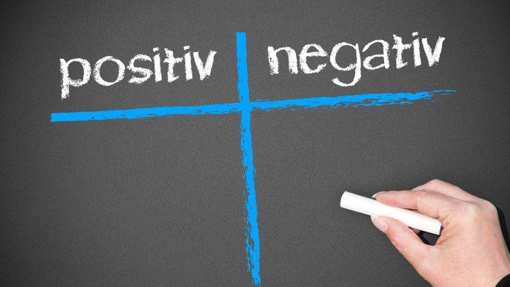 In Jahresendgesprächen sollten Erfolge, aber auch Probleme angesprochen werden.