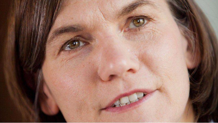 """Christiane Benner, IG Metall: """"Auch wenn sich die Gehälter gut entwickelt haben, steht die ITK-Branche nach wie vor vor großen Umbrüchen."""""""