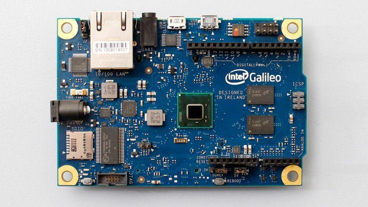 Galileo – Intels Open-Source-PC für 60 Euro ist da