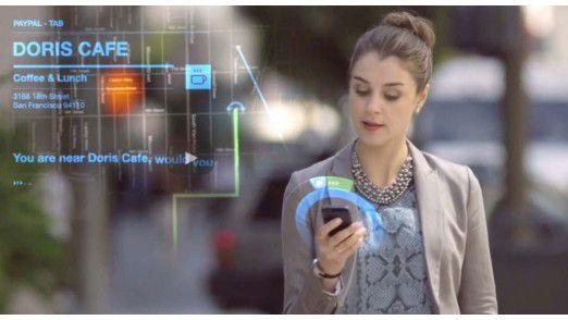 Will ein Händler per Beacon seine Kunden adressieren, dann benötigen diese ein App auf dem Smartphone.