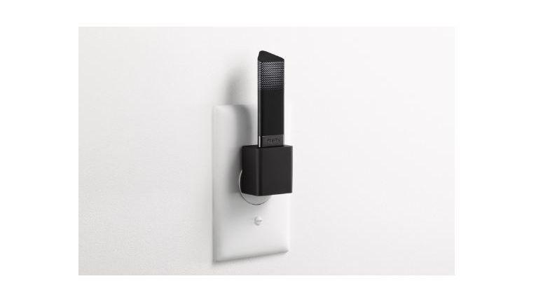 Bluetooth-Sender ermöglichen die Ortung des Kunden.