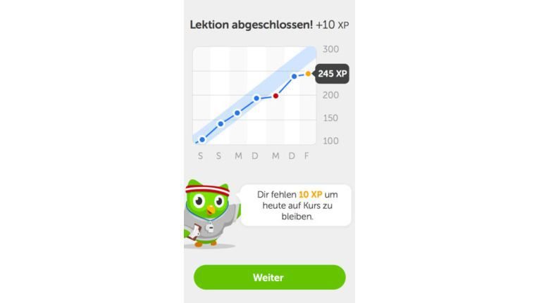 Top-iPhone-App des Jahres: Duolingo