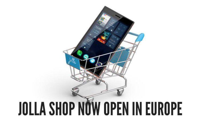 Das Jolla-Smartphone ist nun frei verfügbar