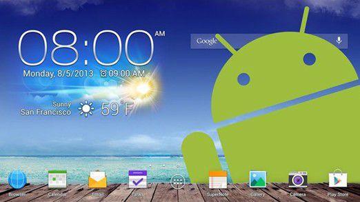 Android ist für häufig auftretende Sicherheitslücken bekannt.