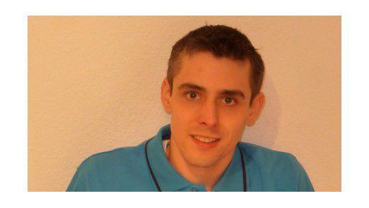 """Jens Giehl studiert berufsbegleitend Informatik: """"Um am Arbeitsmarkt bestehen zu können, muß man etwas tun."""""""