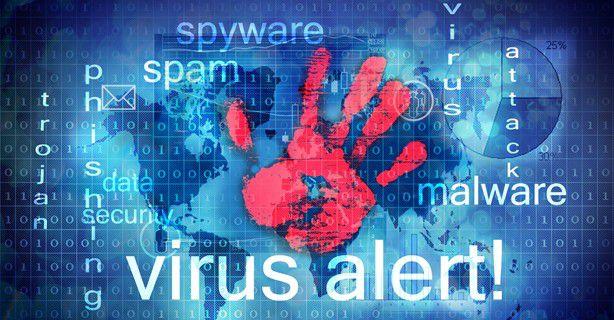 Malware und Viren können sich in schlecht verwalteten Softwareumgebungen besonders leicht ausbreiten.