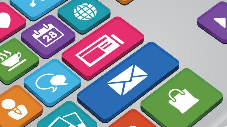 Mit der Ausarbeitung einer echten Mobility-Strategie spielen Apps eine zunehmend wichtige Rolle.