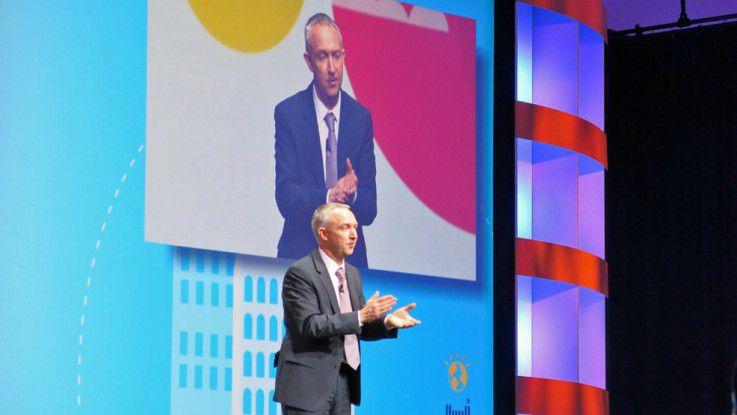 Craig Hayman, General Manager, Industry Cloud Solutions bei IBM