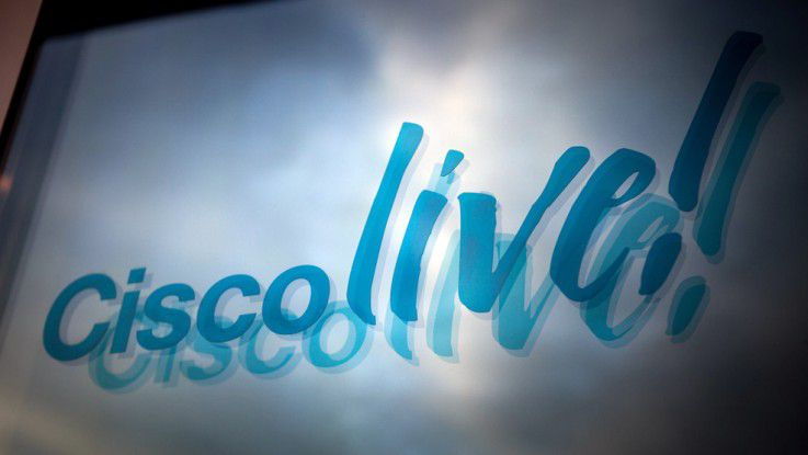 Die Hausmesse Cisco Live findet vom 26. bis 30. Januar in Mailand statt.