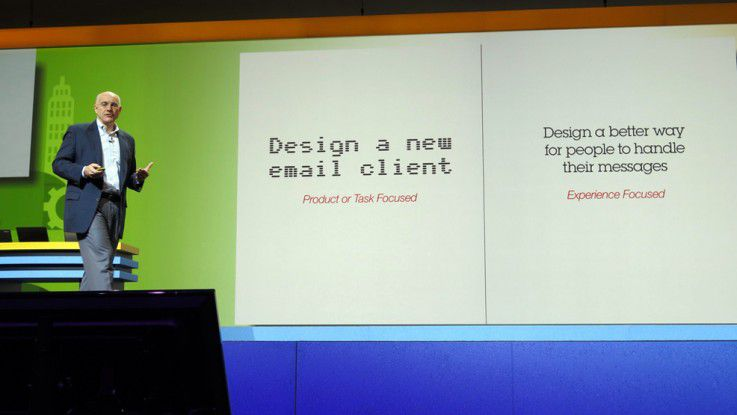 Phil Gilbert, IBM Design