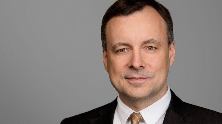 Teletrust-Geschäftsführer Holger Mühlbauer sieht die strengen deutschen Datenschutzgesetze als nationale Chance.