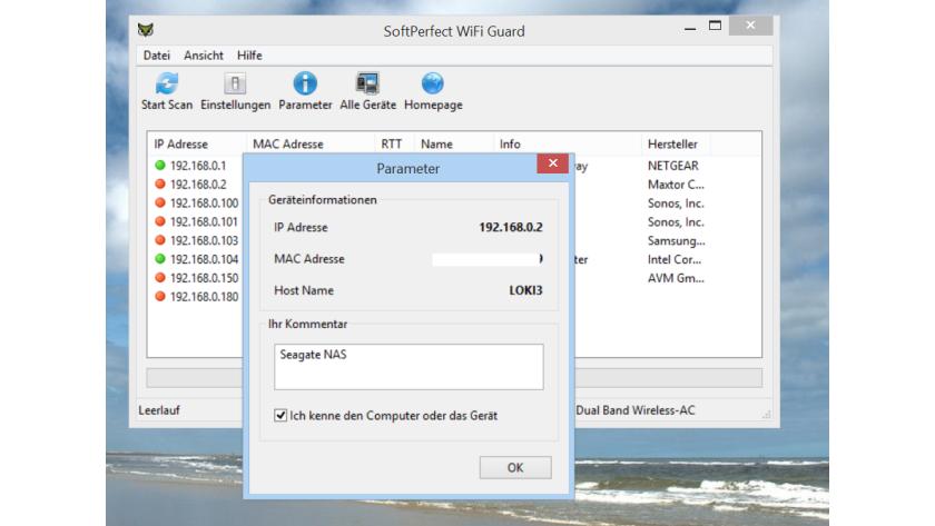 Finden und beobachten: Xirrus Wi-Fi Inspector