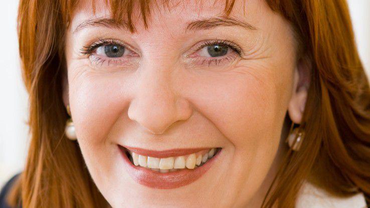 Dorothea Schwalbach ist Personalleiterin von SAS Deutschland.