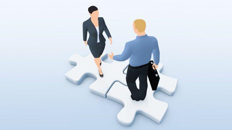 """Bewerber und Unternehmen """"tasten"""" sich vorher ab, bevor es zu einer offiziellen Bewerbung kommt."""