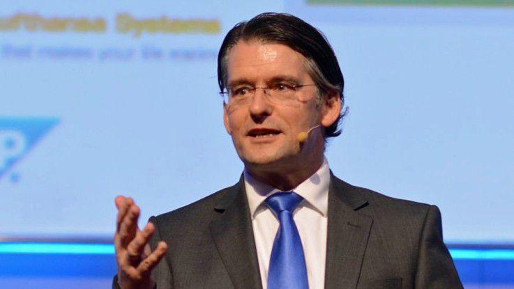 Unilever CIO Willem Eelmann