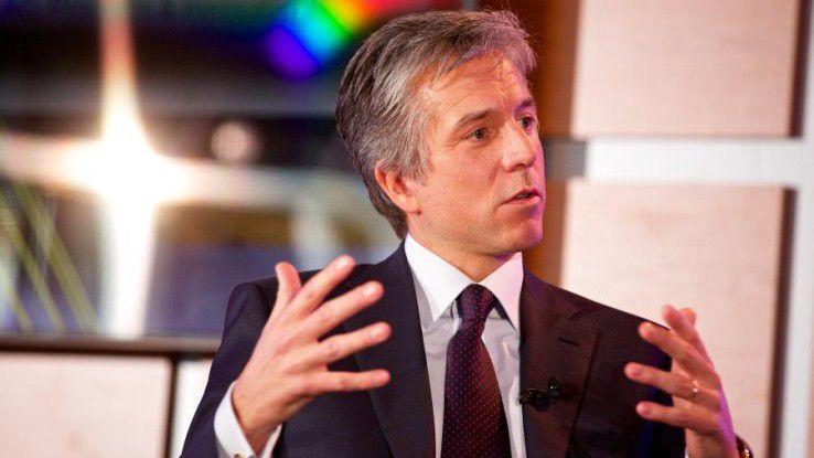 Bill McDermott wird demnächst alleiniger CEO der SAP AG