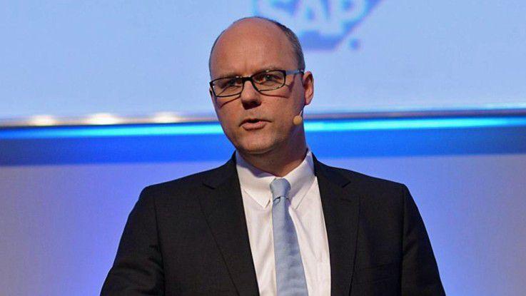 Holger Ewald, CIO der DB Netz AG