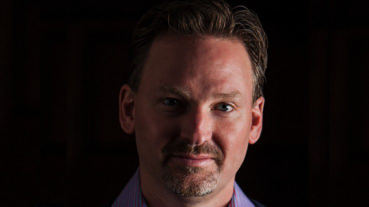 """Trey Layton, Chief Technology Officer von VCE: """"Wir verstehen uns nicht als Anbieter, der seine Kunden mit besonders preisgünstigen Lösungen ködert."""""""