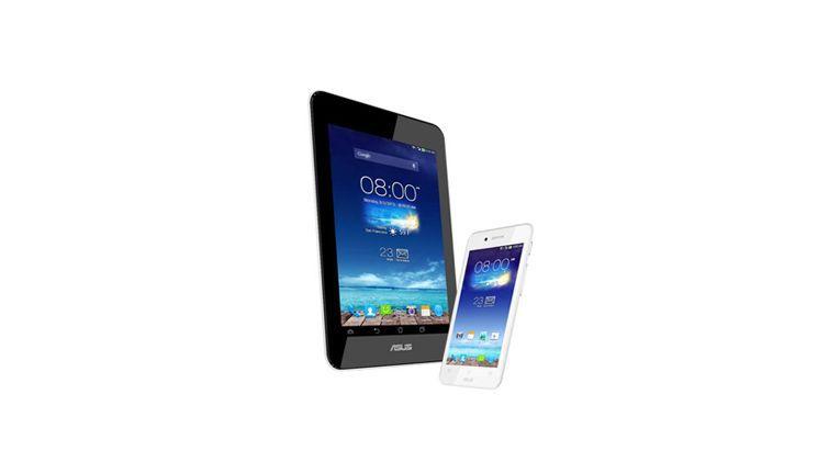 Die kleinere Version der Asus-Kombo aus 4,3-Zoll-Smartphone und 7-Zoll-Tablet-Dock ist ab 1. März für 379 Euro bei 1&1 erhältlich.