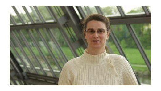 Anja Gerlmaier vom Institut Arbeit und Qualifikation (IAQ).