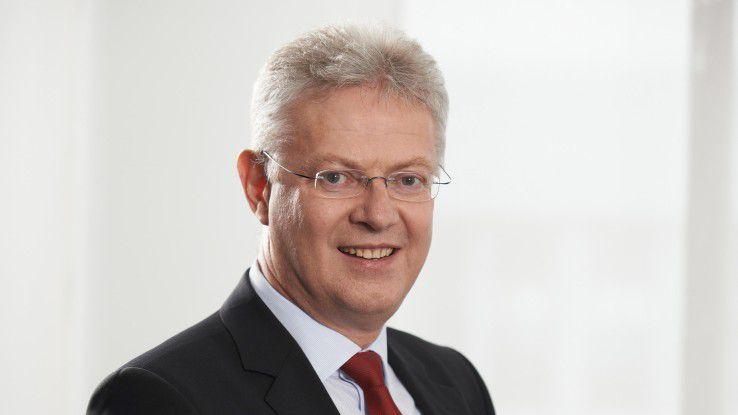 """Wolfgang Heuring, Leiter der Konzernforschung bei der Siemens AG: """"Reale und virtuelle Welt sind heute schon Bestandteil unseres Automatisierungsportfolios."""""""