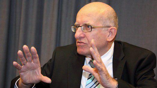 """Jörg Knoblauch, Unternehmensberater und Buchautor: """"Chefs müssen ihren Mitarbeitern sagen, wo sie stehen und wie sie sie einschätzen."""""""