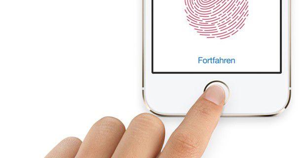 Schon der Fingerabdrucksensor des iPhone 5s konnte ausgetrickst werden...