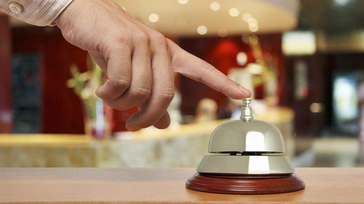 Concierge-Service statt Tickets – mehr Produktivität für die Anwender