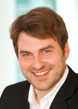 Kommunikationsdesigner Matthias Löffler berät Kunden in Sachen User Experience.