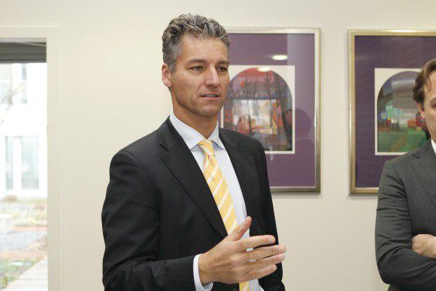 Kai Höhmann, Vorstand der Seven Principles AG