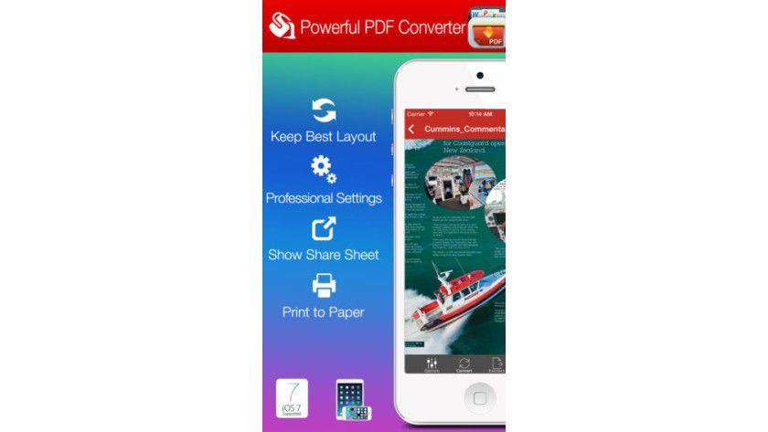 Umdrucken: Tools wie der PDF Converter sind nicht billig, aber in der Regel sehr vielseitig.