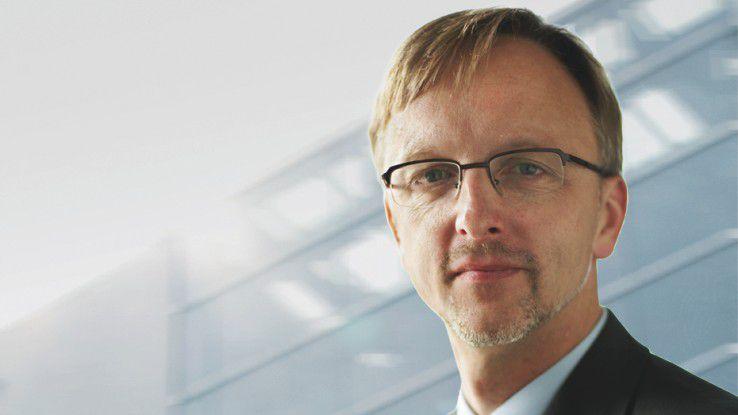 Thorsten Henkel: Es ist schwer, Techniken aus der kommerziellen IT in die industrielle Fertigung zu übertragen.
