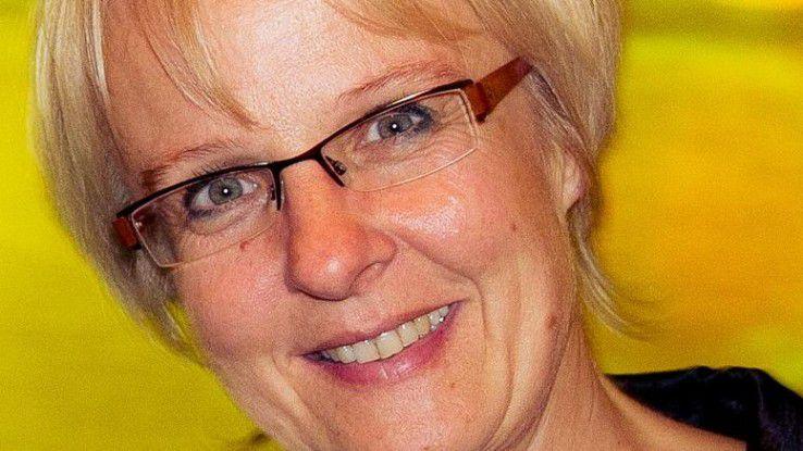 Teilzeit-Mitarbeiterin, Projekt-Managerin und nun auf dem Weg zur Führungskraft: Annemarie Steinmann hat bei HP ein breites Spektrum an Karrieremöglichkeiten.