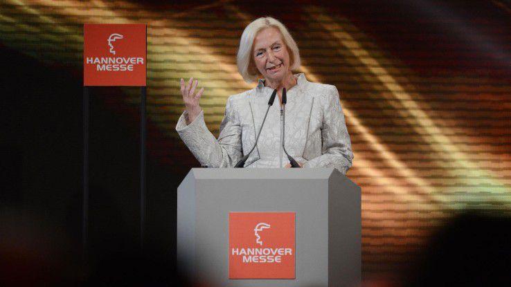 Bundesforschungsministerin Johanna Wanka: Wegweisende Innovationen für einen intelligenten Netzumbau sind für die Energiewende von großer Bedeutung.